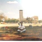 Kenyatta International Convention Center (the tallest building at the time), Nairobi, Kenya
