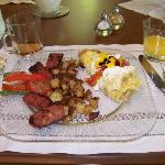 scruptious breakfast