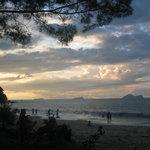 Damai beach