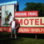 Indian Trail Motel Foto