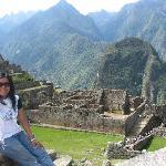 Beautiful Machu Picchu!