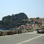 Parga and its castle