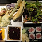 Bento box at Sushi Samba