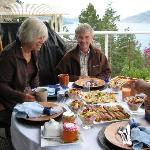 Hermida's fantastic breakfast