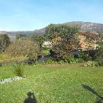 View from Dongola house garden