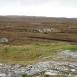 The land around the site