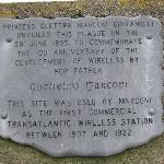 Wireless monument