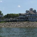 The Point Bar & Grill at Grandpappy Point