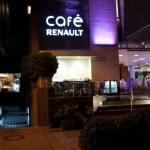 Cafe Renault.. espectacular café... me encantó..