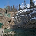 Cave & Basin National Historic Site: birthplace of Canada's National Park System, and home to an