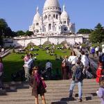 Montmartre ภาพถ่าย