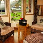 our corner suite