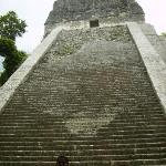 Templo en el Mundo Pérdido