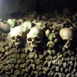 The Catacombs of Paris ภาพถ่าย