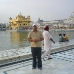 Golden Temple,Amritsar... one of the wonders of India. It was really the a great feeling to star