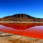 Laguna Colorada - Bolivia out of space ;D