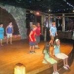 """Kids dancing at the """"Coketail Party"""""""