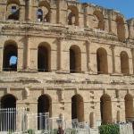 El Jem Amphitheatre ภาพถ่าย