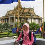 Royal Palace, Phnom Phen