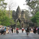 Southern Gate, Angkor Temple Complex, Siem Reap