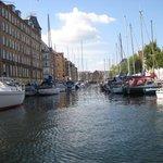 Canal tour, Copenhagen