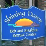 Shining Dawn Sign