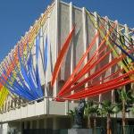 LA County Museum of Art, from the front.