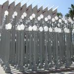 LA County Museum of Art, Urban Lights project.
