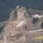 Crazy Horse Memorial ภาพถ่าย