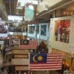 Central Market @pasar seni area