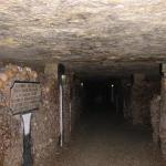 The Catacombs under Paris