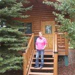 Cabin number 1