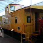 Another old rail car from Union Pacific.
