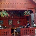Front yard (breakfast place)