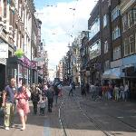 Leidseplein Area, great cofee Shops