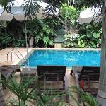 kleiner pool