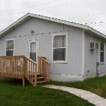 Brand new Cabin with 3 beds and kitchen!