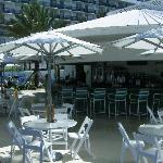 Outdoor Bar next to Pools
