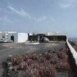 front of Casa molina