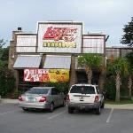 Logans Roadhouse.. good steaks