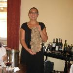 Hande and the cork