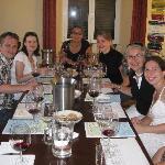 A good time at Vino Roma