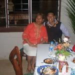 Rugby League Super Star Israel Folau @ Keleti Resort Buffet Night