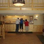 American Lodge Lobby 1