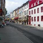 Rue Saint-Louis near Chateau Frontenac