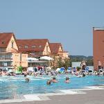 piscina esterna e dependance