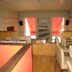 2 dining rooms