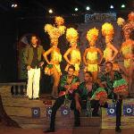los bailarines, geniales tod@s