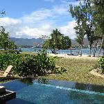 our villa close to the beach