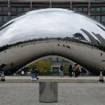 Cloud Gate, Millennium Park, Chicago, IL, United States